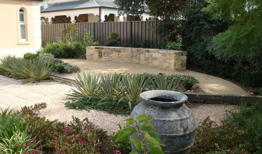 College park caroline dawes garden design adelaide for Garden design adelaide
