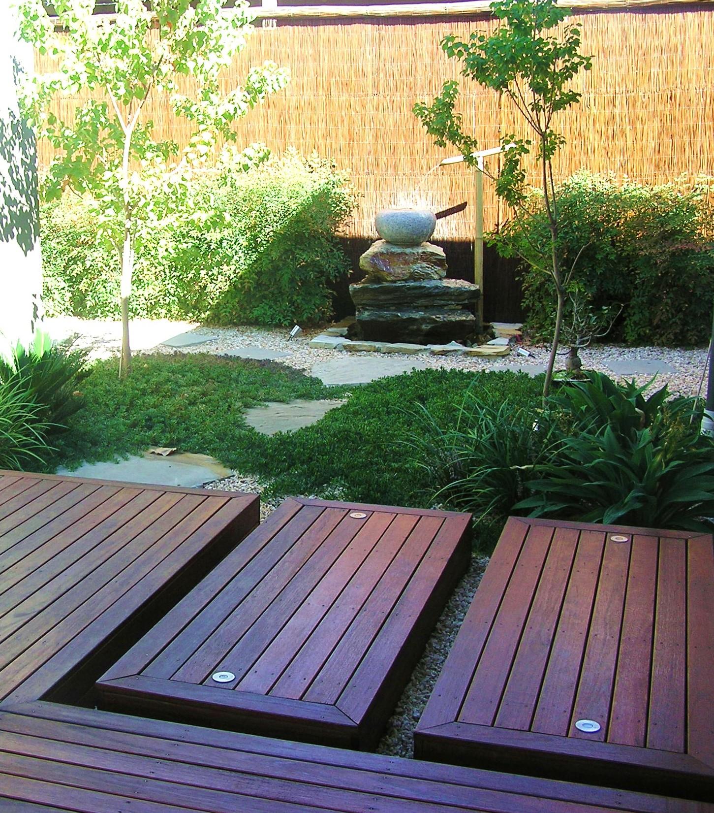 Glenelg north caroline dawes garden design adelaide for Courtyard landscaping adelaide