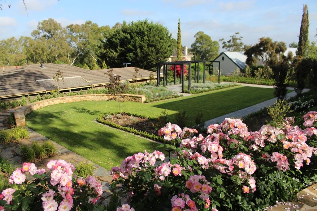 Pages road mitcham caroline dawes garden design adelaide for Garden design adelaide